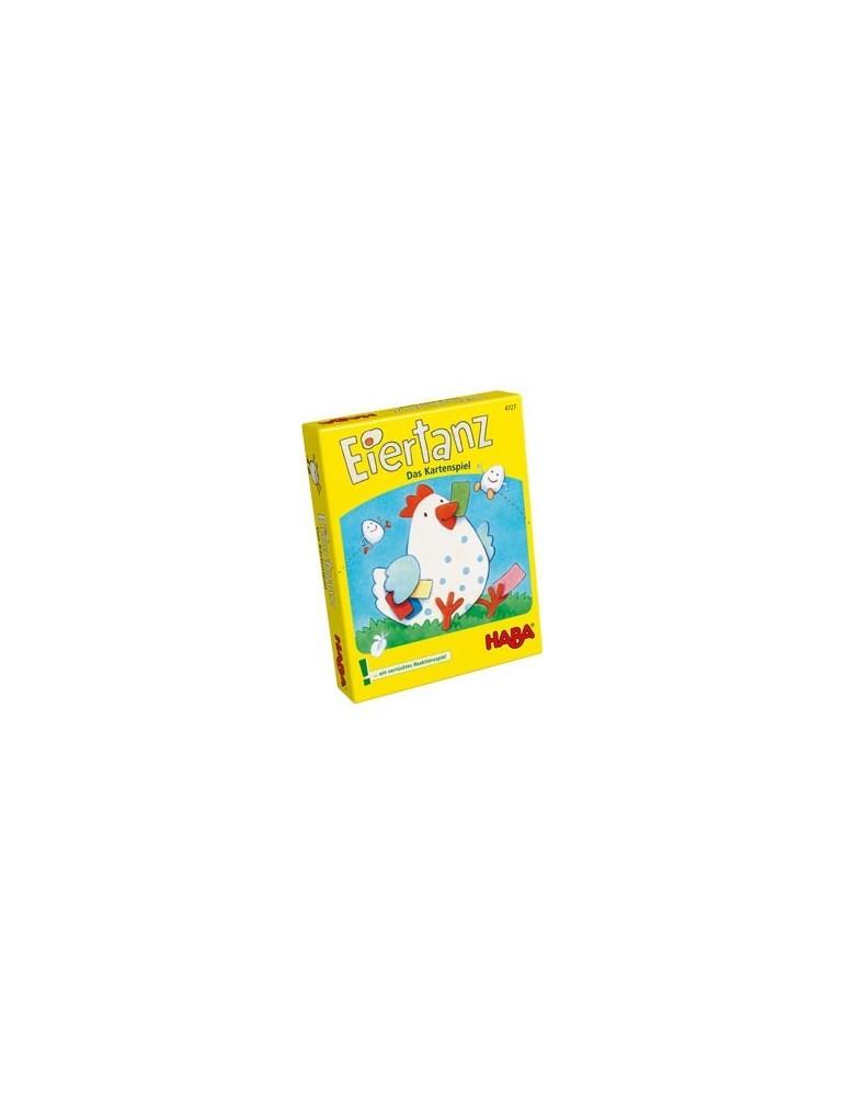 La danza del huevo: Juego de cartas
