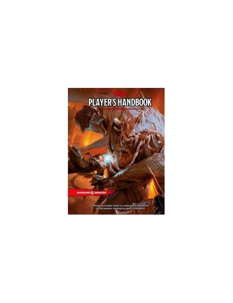 D&D Next: Player's Handbook (Inglés)