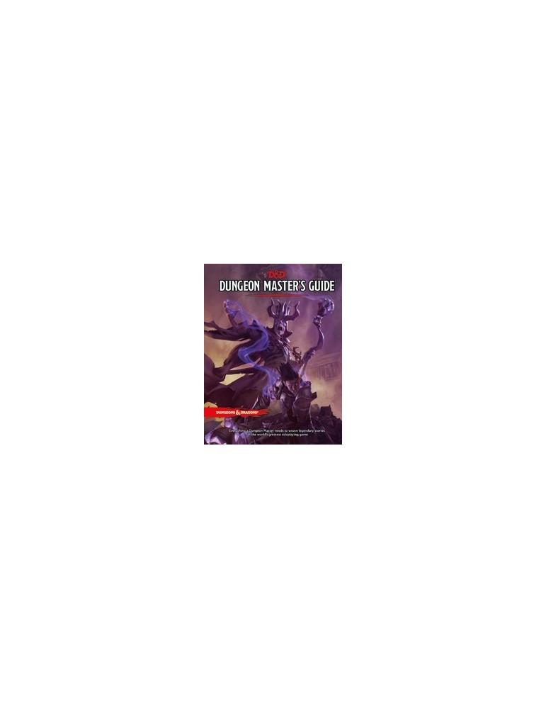 D&D Next: Dungeon Master's Guide (Inglés)