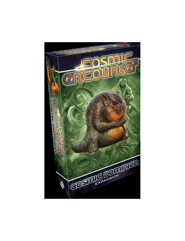 Cosmic Encounter: Cosmic Dominion (Inglés)