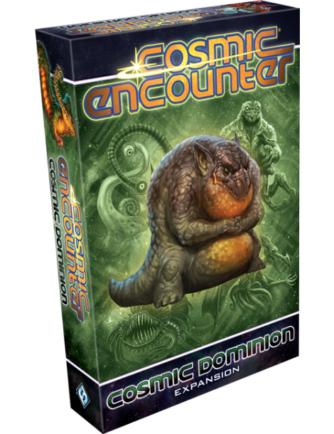 Cosmic Encounter: Cosmic Dominion (Inglés)