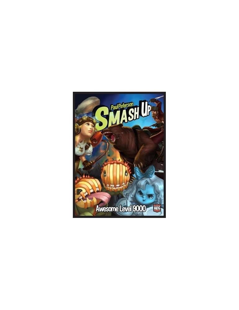 Smash Up: Awesome Level 9000 (Inglés)