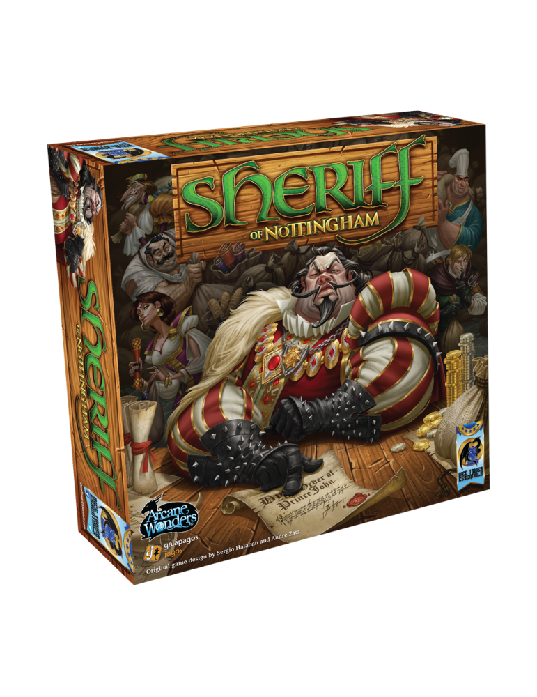 Sheriff of Nottingham (Inglés)