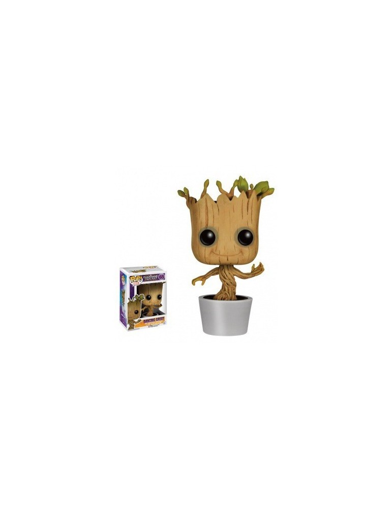 Figura Pop Guardians of the Galaxy: Dancing Groot 10 cm