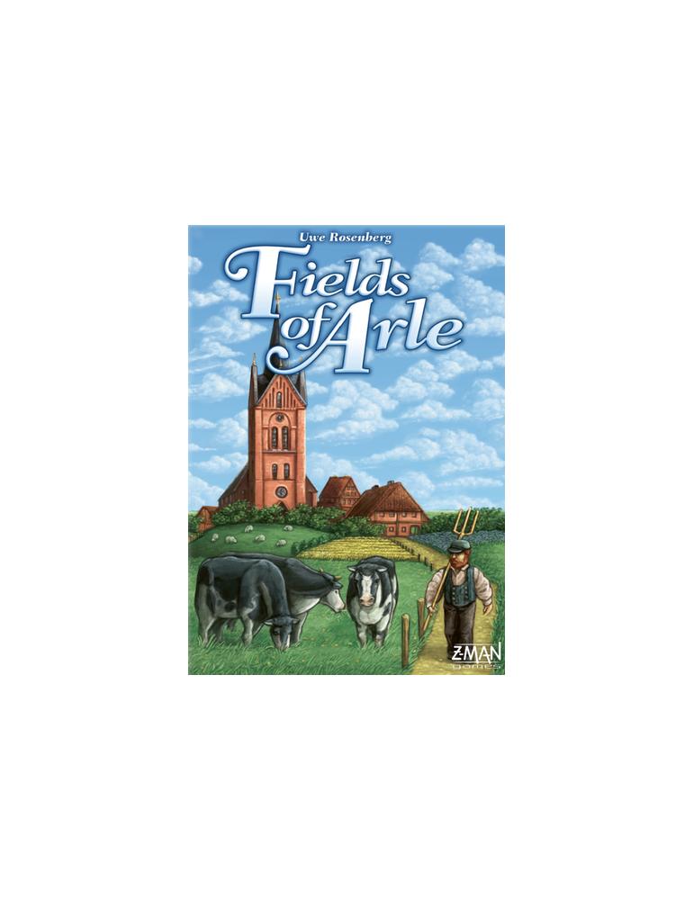 Fields of Arle (Inglés)