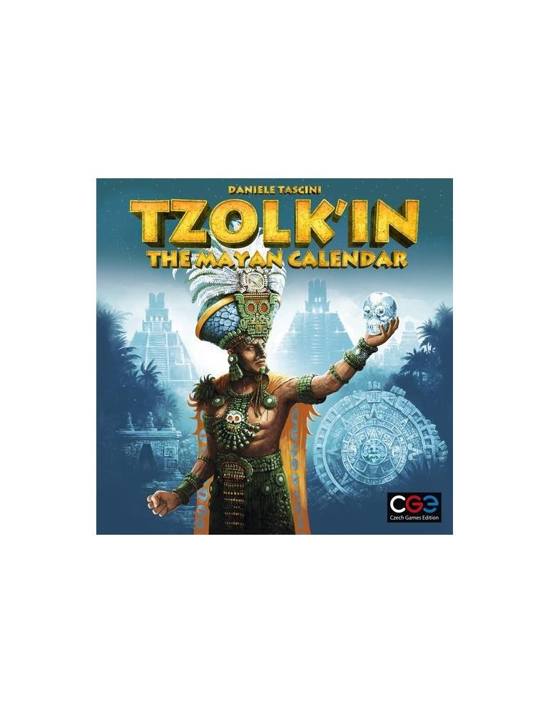 Tzolk'in: The Mayan Calendar (Inglés)