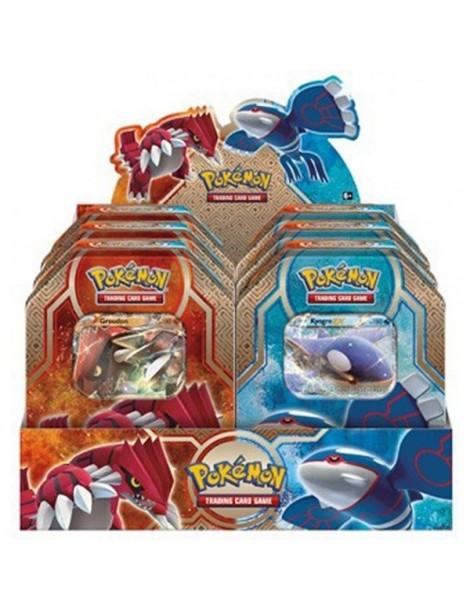 Pokémon XY: Caja metálica Spring 2015 (Groudon)