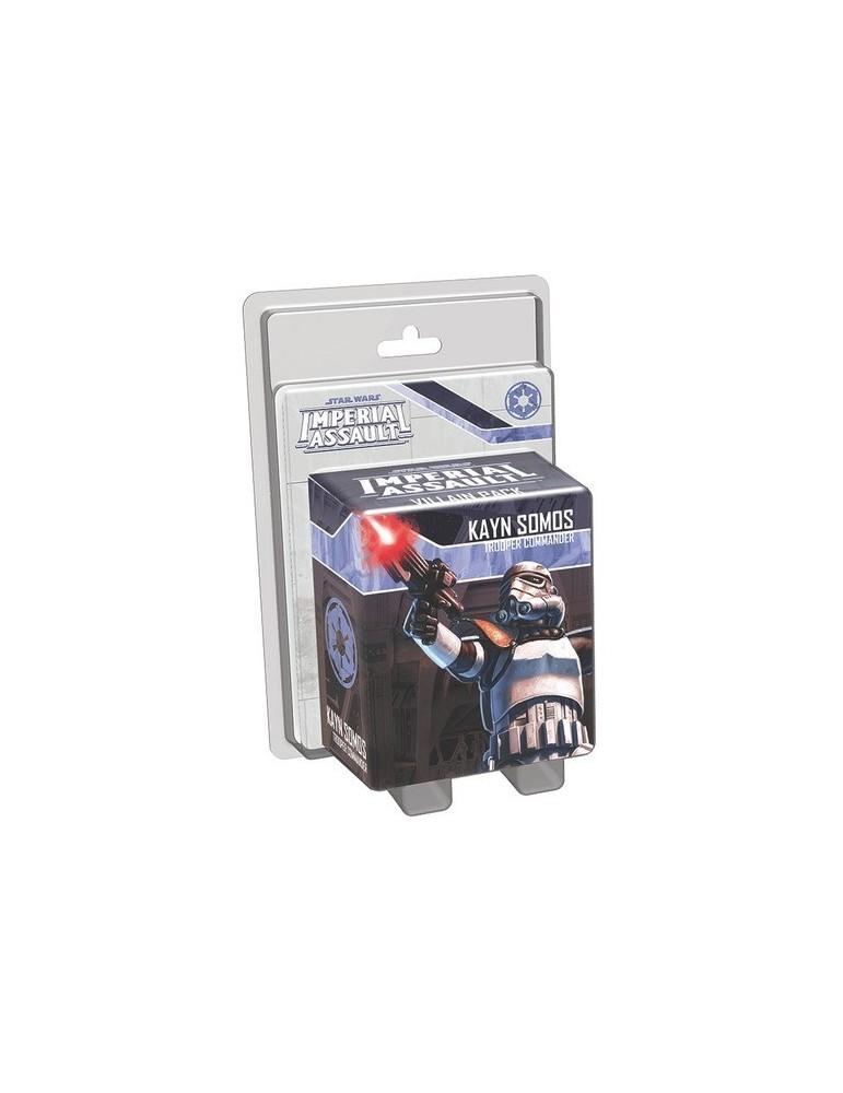 Star Wars: Imperial Assault - Kayn Somos Villain Pack (Inglés)