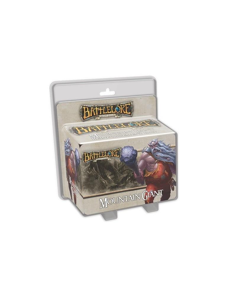 BattleLore (Second Edition): Mountain Giant Reinforcement Pack (Inglés)
