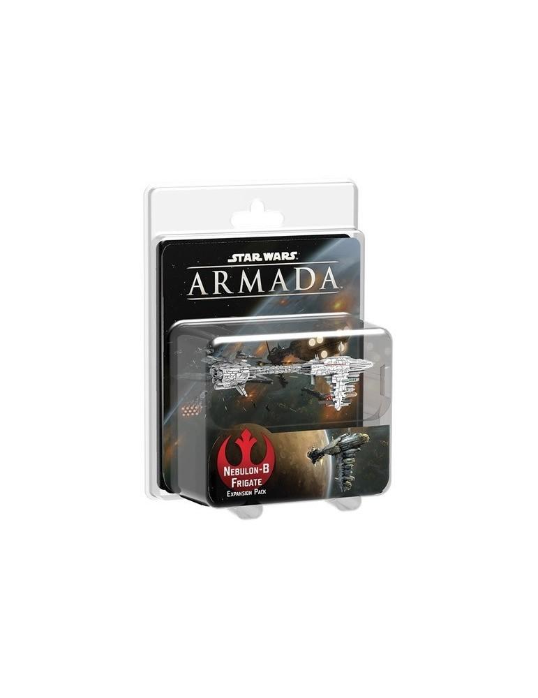 Star Wars: Armada – Nebulon-B Frigate Expansion Pack (Inglés)
