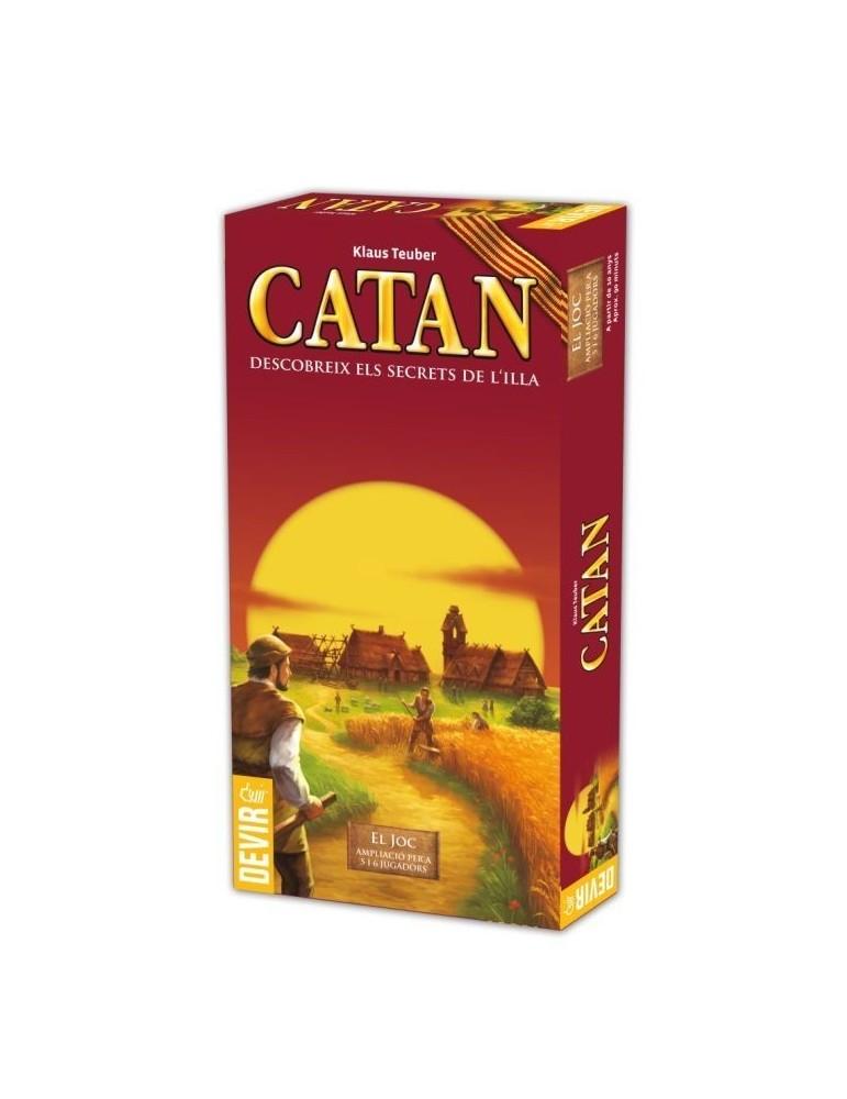 Catan: Ampliació per a 5 i 6 jugadors (Català)