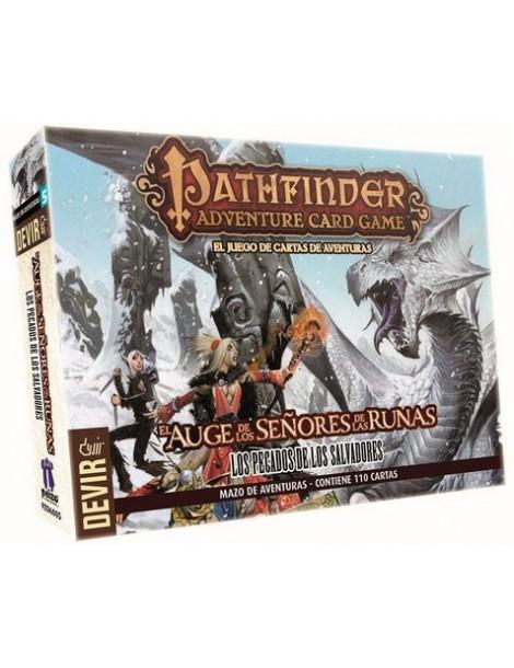 Pathfinder JCA: Auge de los Señores de las Runas - Mazo de Aventuras 5: Los Pecados de los Salvadores