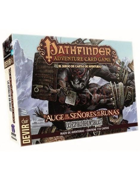 Pathfinder JCA: Auge de los Señores de las Runas - Mazo de Aventuras 6: Las Espiras de Xin-Shalast