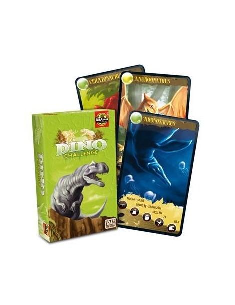 Dino Challenge: Caja Verde