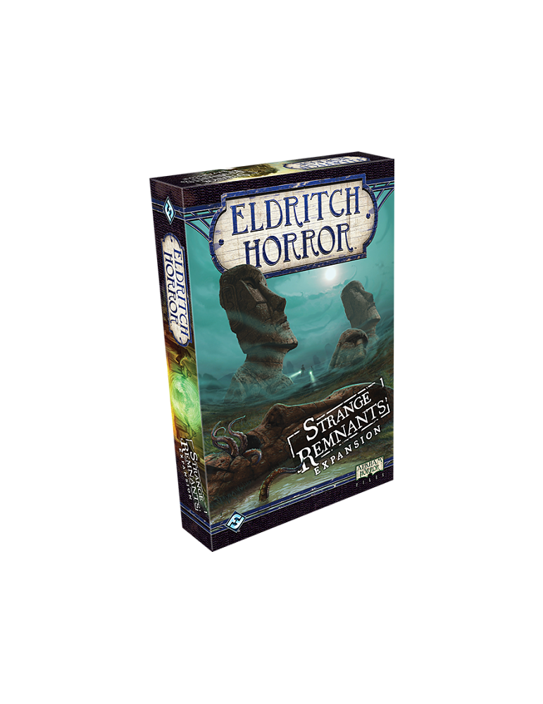 Eldritch Horror: Strange Remnants (Inglés)