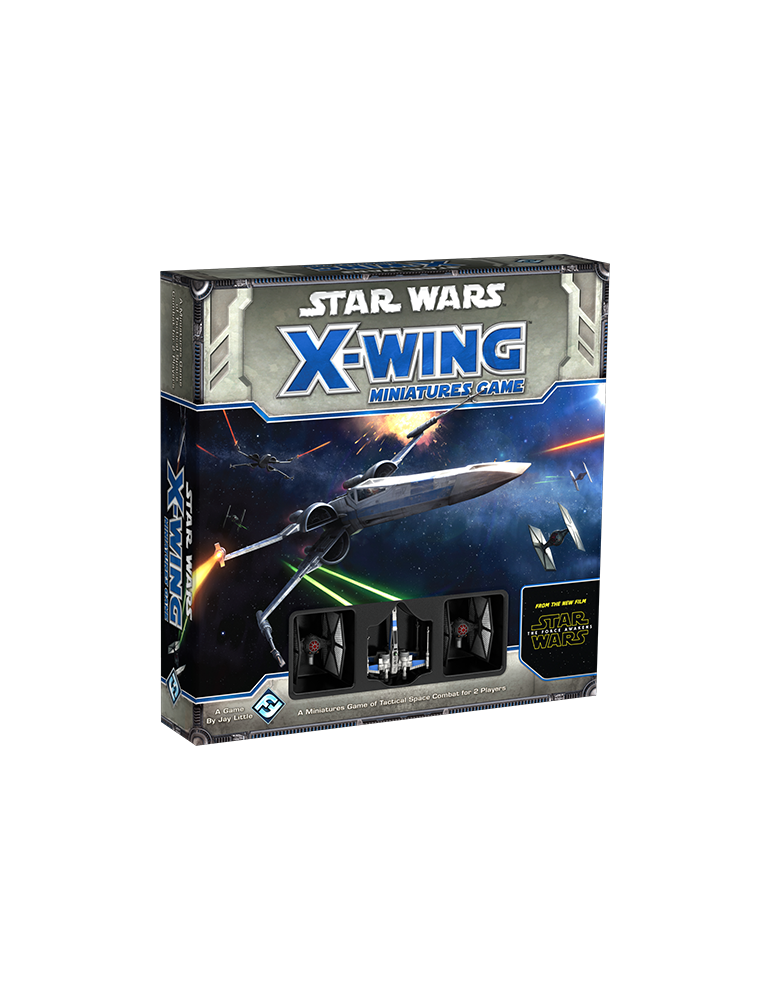 Star Wars: X-Wing Miniatures Game – The Force Awakens Core Set (Inglés)