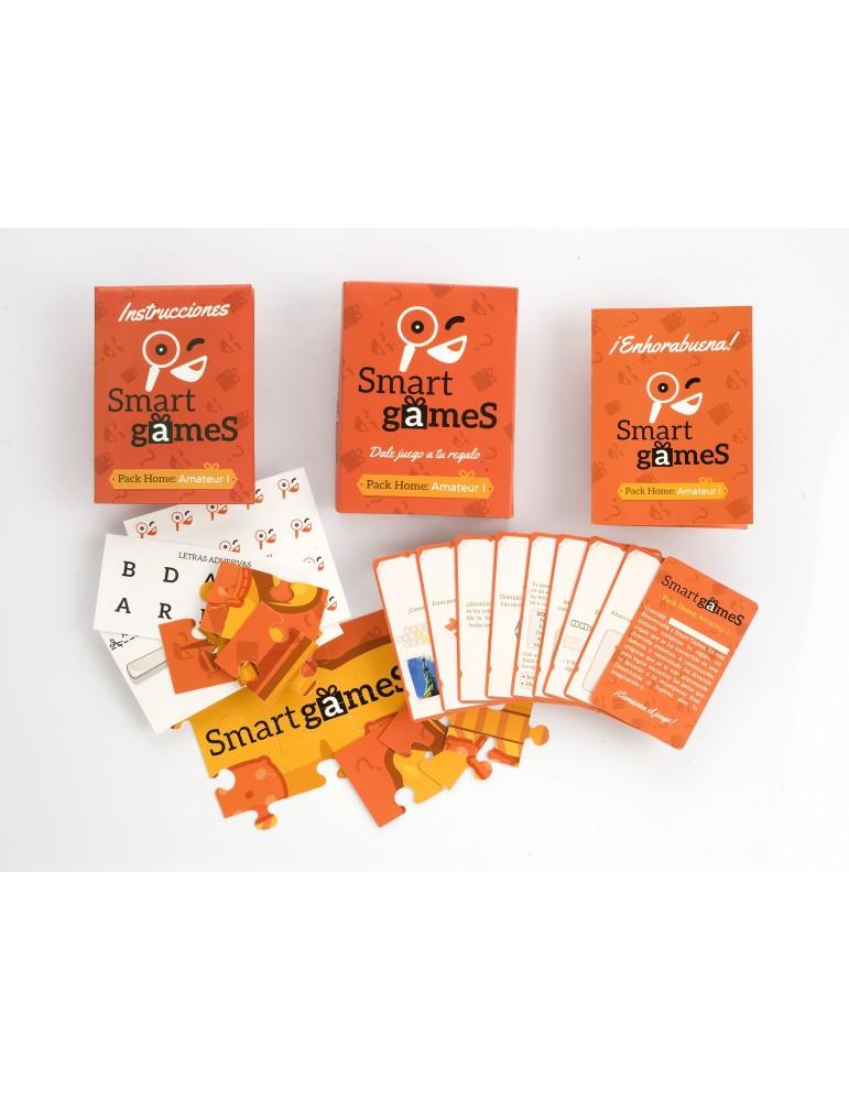 Smart Games: Pack Home Amateur I