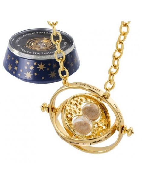 Réplica Harry Potter Giratiempos de Hermione Special Edition (dorado)