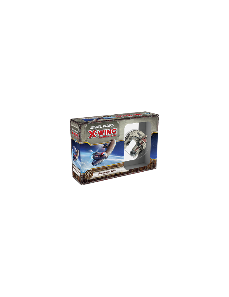 Star Wars: X-Wing - Punishing One Expansion Pack (Inglés)