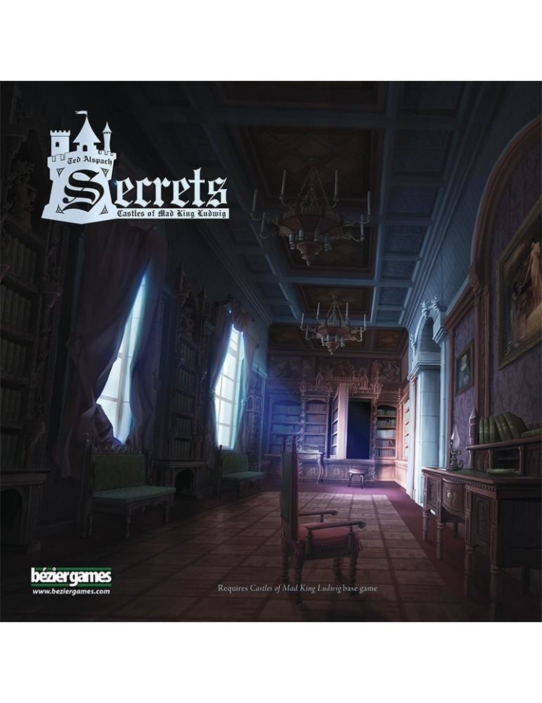 Castles of Mad King Ludwig: Secrets (Inglés)