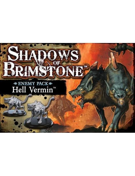 Shadows of Brimstone: Hell Vermin