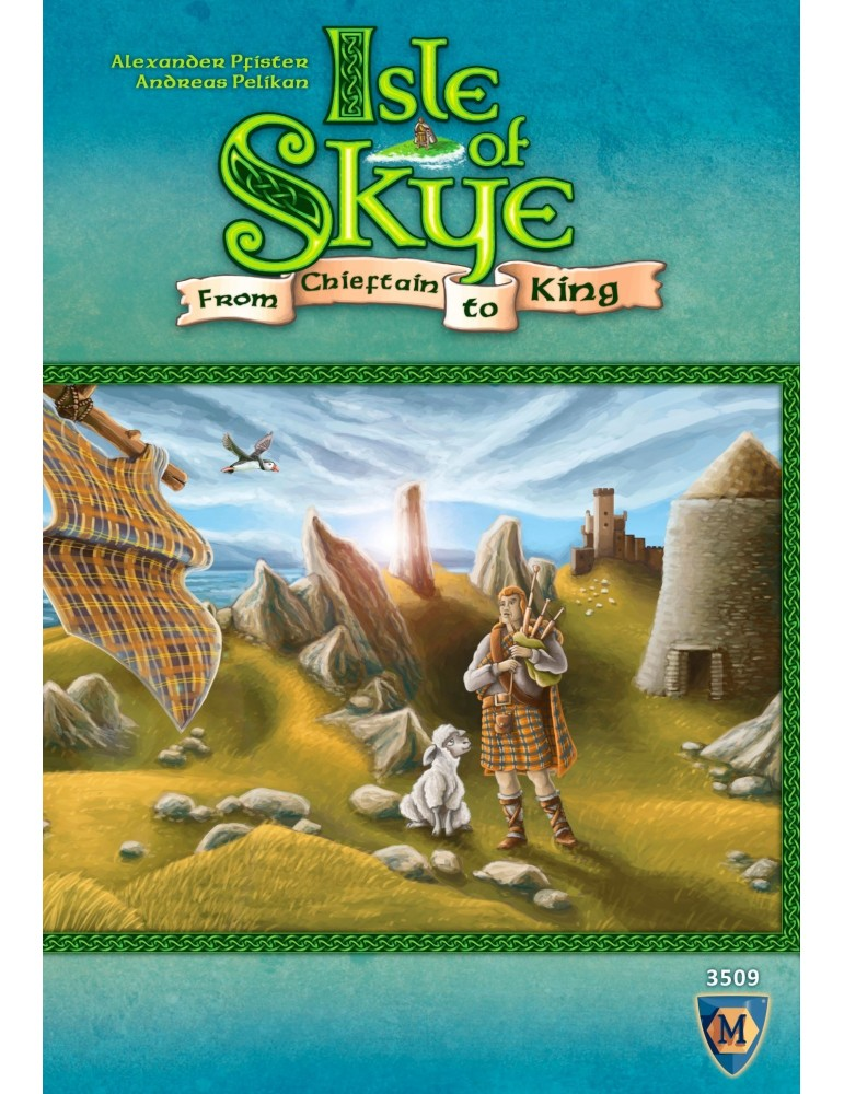 Isle of Skye: From Chieftain to King (Inglés)