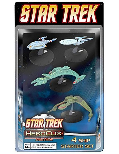 Star Trek Heroclix: Tactics - Starter Set
