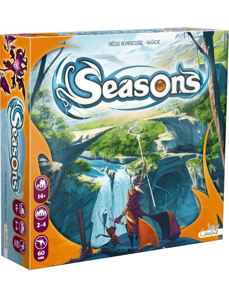 Seasons (Inglés)
