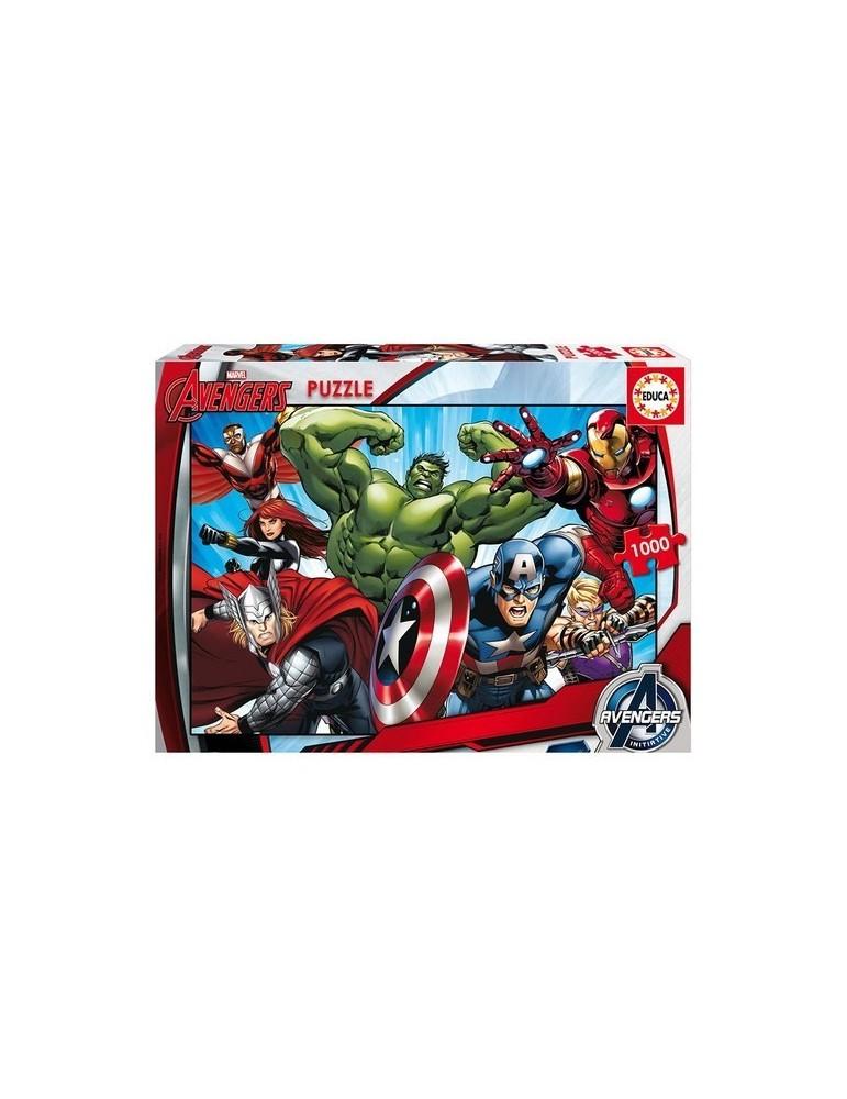 Puzle Marvel Avengers 1000 piezas