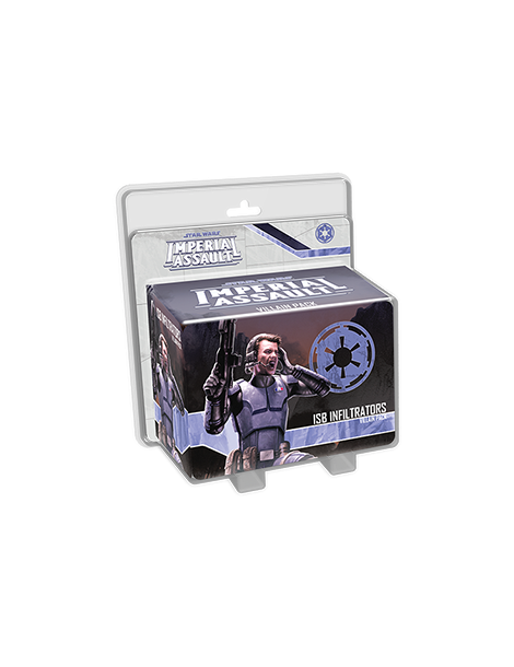 Star Wars: Imperial Assault - ISB Infiltrators Villain Pack (Inglés)