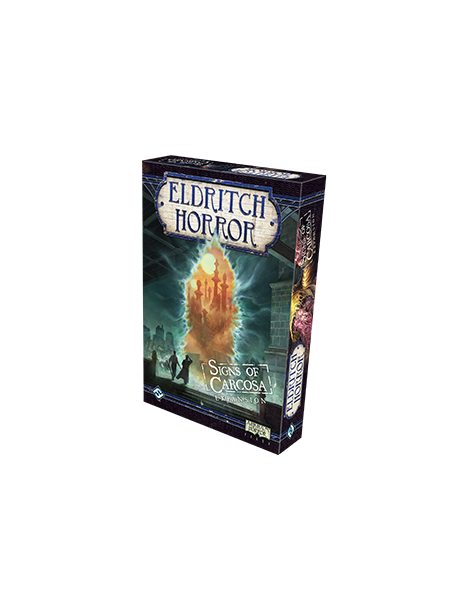 Eldritch Horror: Signs of Carcosa (Inglés)