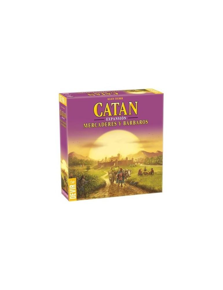 Mercaderes y Bárbaros de Catán