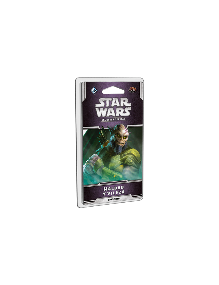 Star Wars LCG - Ciclo Oposición: Maldad y vileza