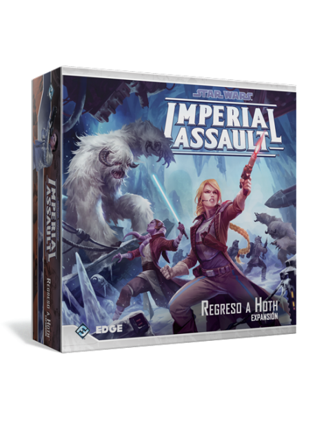Star Wars: Imperial Assault - Regreso a Hoth