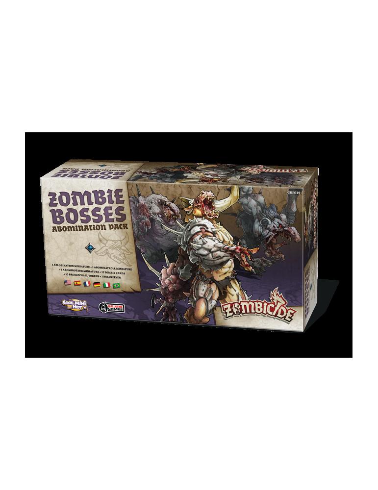 Zombicide: Black Plague - Zombie Bosses: Abomination Pack