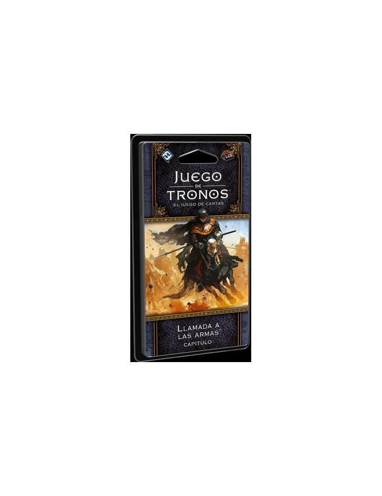 Juego de Tronos LCG 2ª Edición: Ciclo de la guerra de los Cinco Reyes - Llamada a las armas