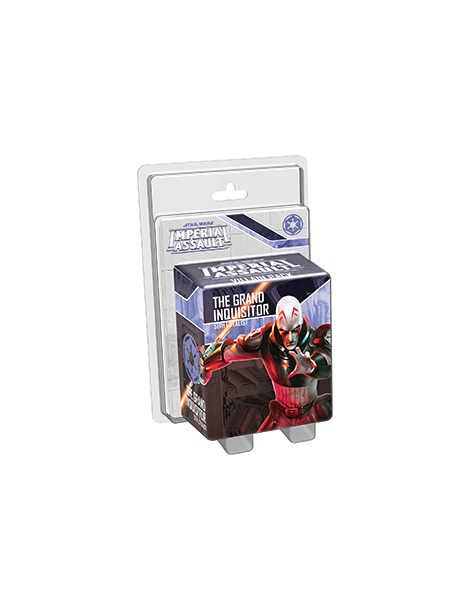 Star Wars: Imperial Assault - The Grand Inquisitor Villain Pack (Inglés)