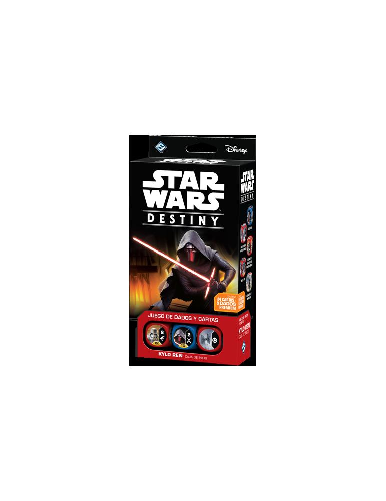 Star Wars: Destiny - Caja de inicio: Kylo Ren