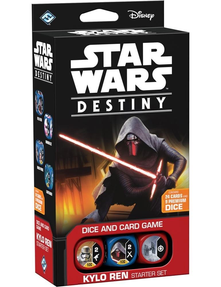 Star Wars: Destiny - Kylo Ren Starter Set (Inglés)