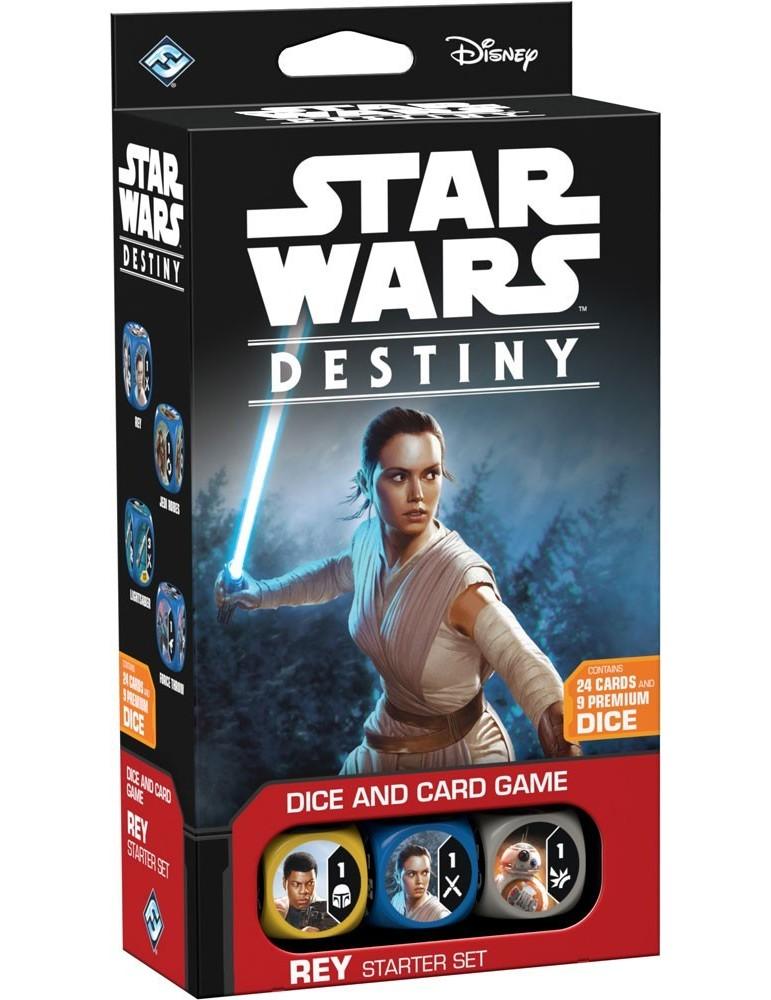 Star Wars: Destiny - Rey Starter Set (Inglés)