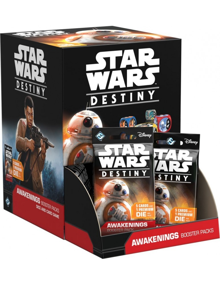Star Wars: Destiny - Awakenings Booster Pack (Inglés)
