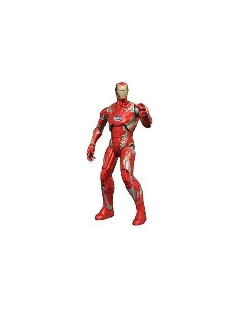 Figura Marvel Select Civil War Movie: Iron Man MK46 18 cm
