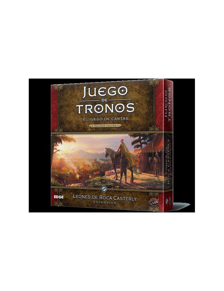 Juego de Tronos LCG 2ª Edición: Leones de Roca Casterly