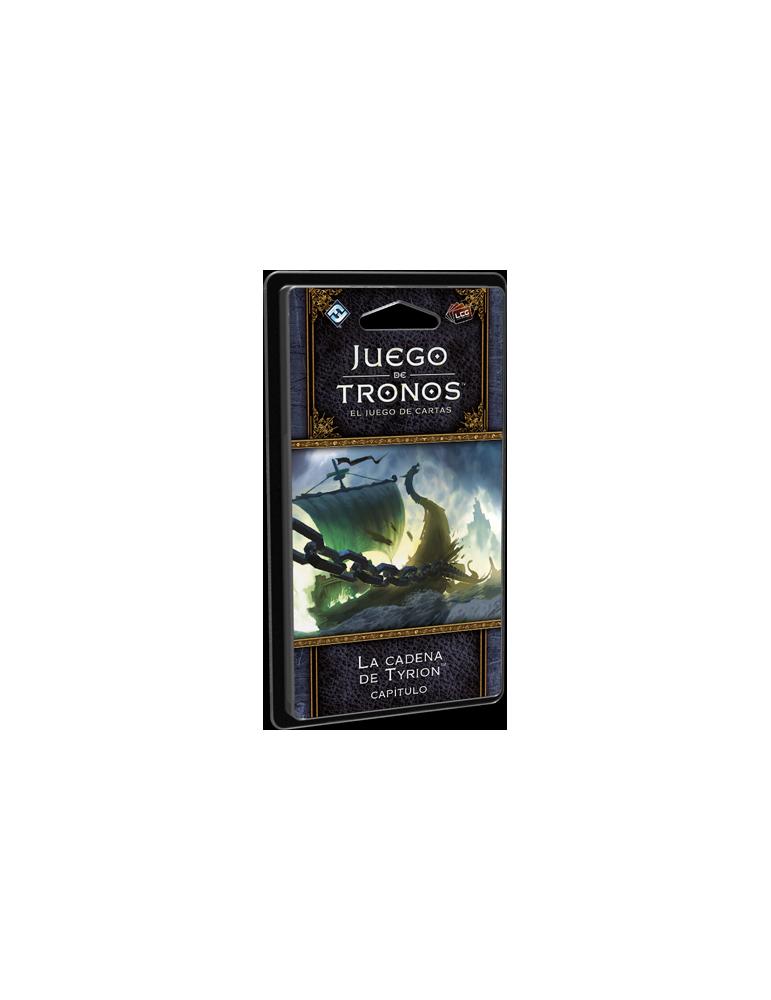 Juego de Tronos LCG 2ª Edición: Ciclo de la guerra de los Cinco Reyes - La cadena de Tyrion