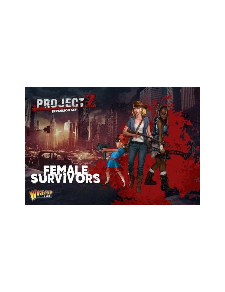 Project Z: Female Survivors Expansion Set