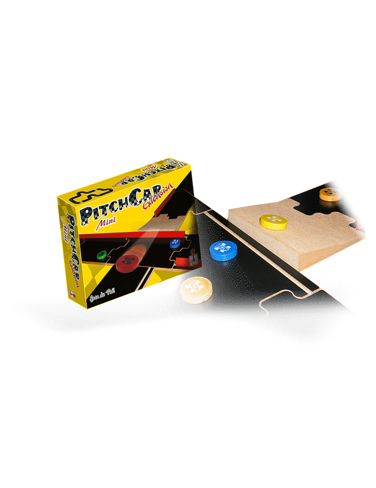 PitchCar Mini: Expansión 1