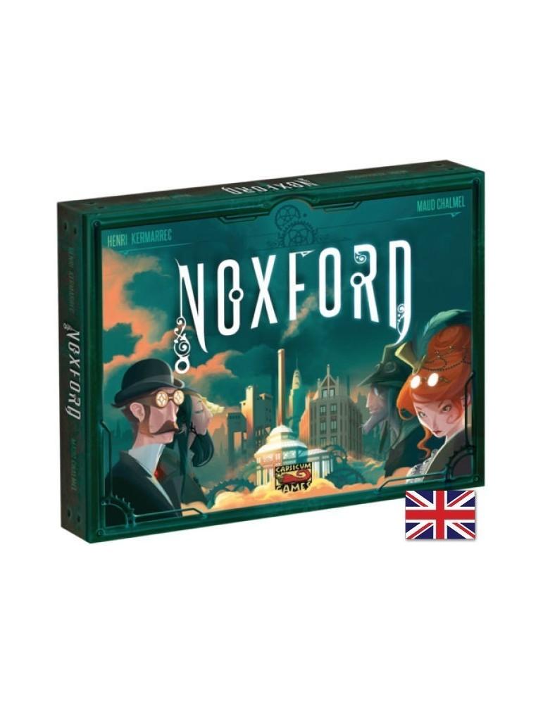Noxford + Promo Essen