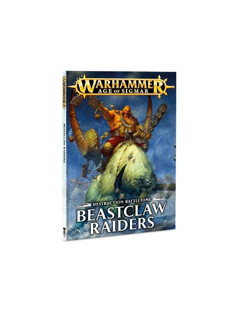 Battletome: Beastclaw Raiders (Inglés)