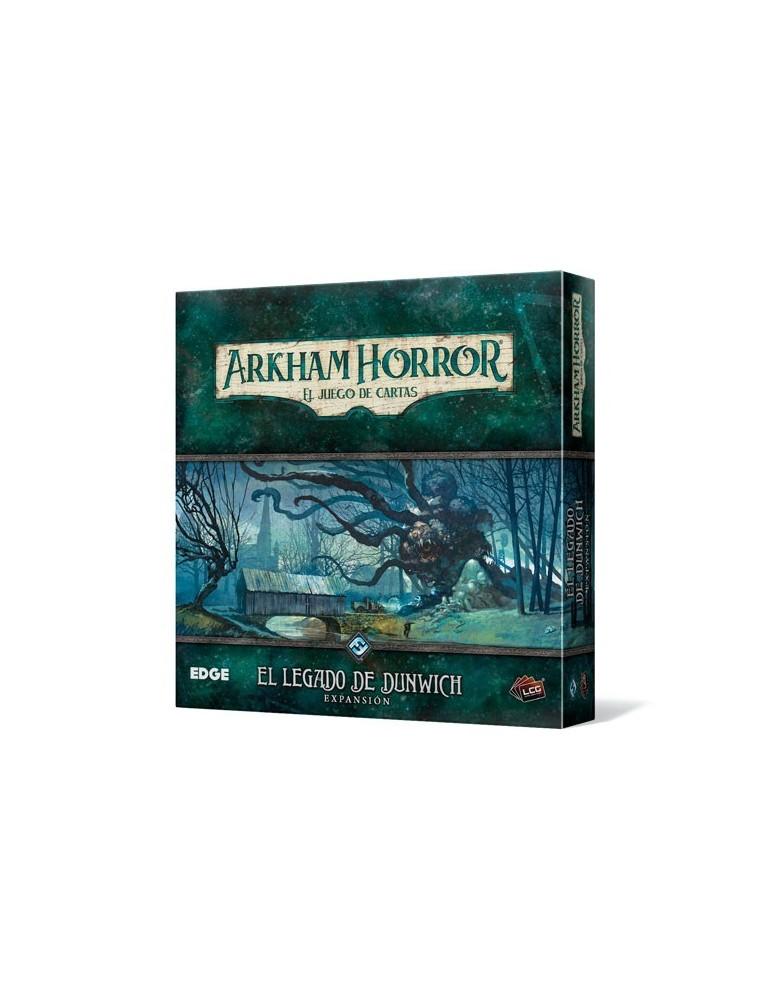 Arkham Horror: el juego de cartas - El legado de Dunwich
