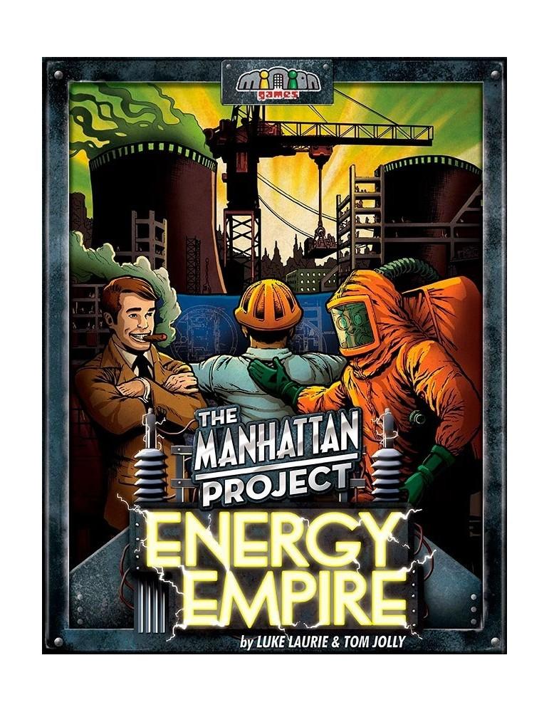 The Manhattan Project: Energy Empire (Inglés)